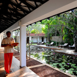 Sri Lanka heritance ayurveda maha gedara treatments
