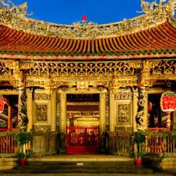 Taipei Temple - Taiwan