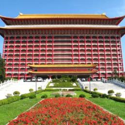 Taipei The Grand Hotel - Taiwan
