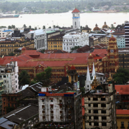 Myanmar Town