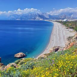 Turkey Antalya Plaj shutterstock