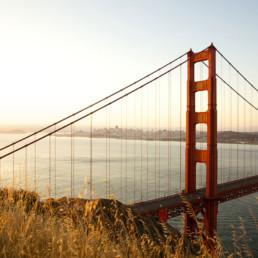 United States Golden Gate Bridge Marin Headlands