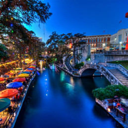 United States San Antonio Riverwalk