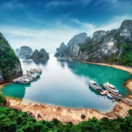 Vietnam- Ha Long Bay