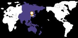 map-South Korea